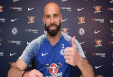 """El entrerriano """"Willy"""" Caballero seguirá por un año más en Chelsea de Inglaterra"""