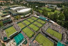El coronavirus obligó la segunda cancelación de la historia de Wimbledon
