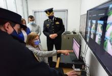 Urdinarrain y El Solar ampliaron sus sistemas de videovigilancia
