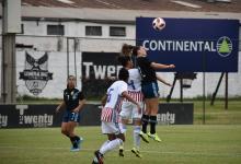 Fútbol: con entrerrianas en cancha, la selección argentina femenina ganó en Asunción