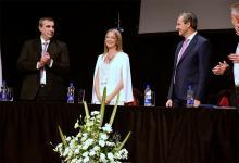 Andrea Zoff valoró el discurso del intendente Adán Bahl al dejar inaugurado el período de sesiones ordinarias del HCD de Paraná.