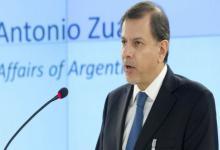 Eduardo Zuain, embajador en Moscú
