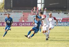 Copa Sudamericana: Colón de Santa Fe perdió sobre la hora en Venezuela