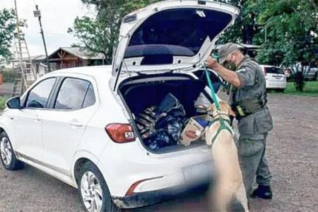 """Una empleada de la Municipalidad de Paraná recibió prisión condicional por un rol """"accidental"""" en el viaje con 50 kilos de marihuana, desde Corrientes hacia la capital provincial."""