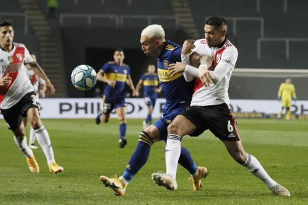 Copa Argentina: en los penales, Boca eliminó a River y será rival de Patronato
