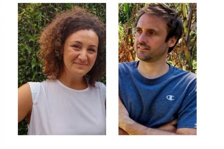Natalia Noacco y Juan Manual Rossi